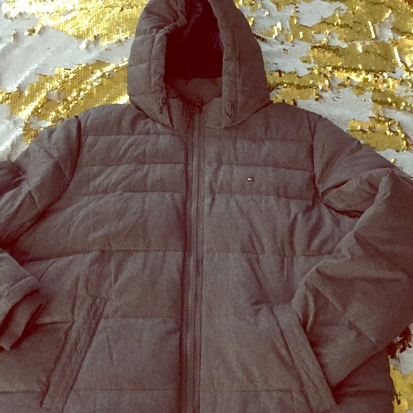 a36cc29adae Tommy Hilfiger men's quilted down jacket